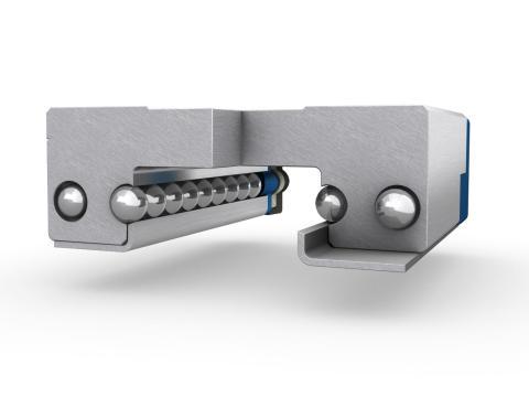 Miniature Profile Rail GuidesLLS 03b