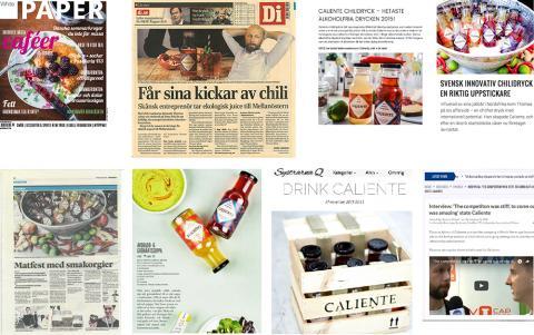 Caliente press coverage