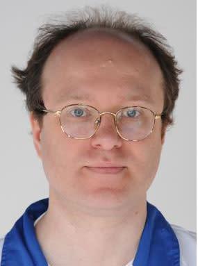 Daniel Garwicz, specialistläkare inom klinisk kemi och farmakologi
