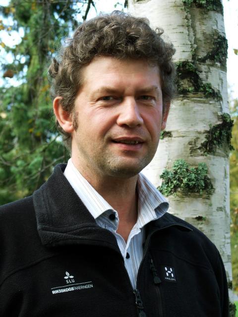 Per Nilsson. Riksskogstaxeringen, SLU.