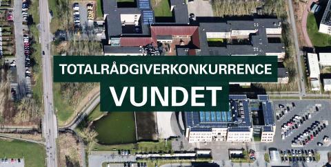 Aalborg Universitet har udpeget Norconsult-KAAI som vinder af stor projektkonkurrence