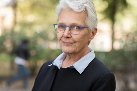 Margareta Wahlström, Ordförande Svenska Röda Korset
