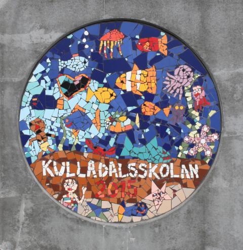 Mosaik i Hyllie Vattenpark