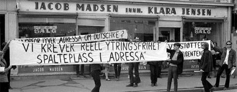Lansering av ny bok: «Trondheim 1968»