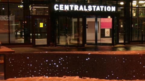 Påkörningsskydd blev skulpturer – invigs idag 30/11 kl 16.00 i Malmö