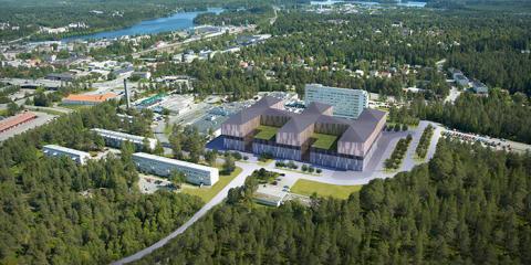 Tulevaisuuden sairaala syntyy suunnittelijoiden yhteistyöllä