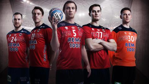 Slik ser du Norges kamper i hovedrunden i håndball-EM