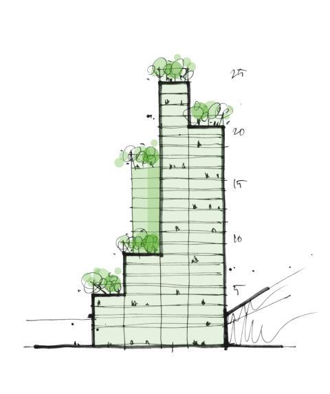 Stockholmshem vill bygga på höjden i Skärholmen