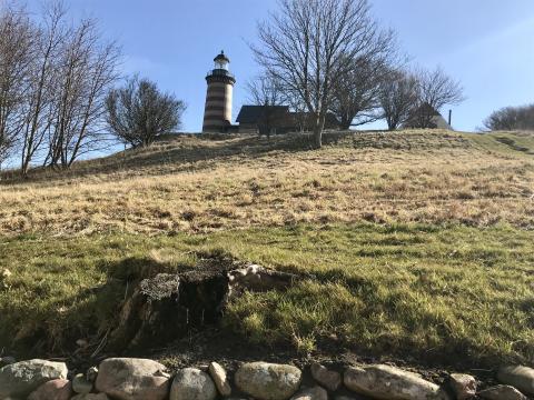 Sprogø - fyrtårnet