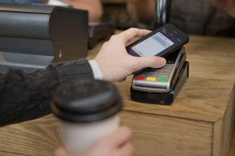 "Europeans ""touched to pay"" three billion times in the last 12 months – cementing contactless payments' growing popularity"