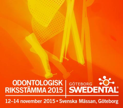 Tandvård en del av helheten – Sveriges Tandhygienistförening på Odontologisk Riksstämma och Swedental
