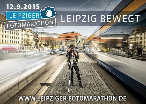 """""""LEIPZIG BEWEGT"""" - Bereits über 180 angemeldete Fotografen für den 3. Leipziger Fotomarathon"""