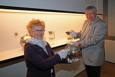 GRASSI Museum für Angewandte Kunst - Vertreter der Doris-Günther-Stiftung