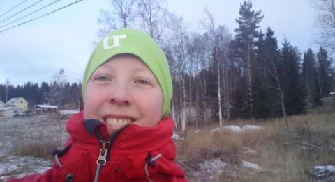 Veckans stjärnbarnvakt - Malin från Solna