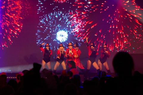 Fred. Olsen Cruise Lines appoints Pop Up Entertainment as new production company on board Braemar
