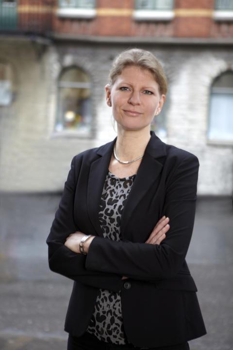 Anna Rosengren, förvaltningsdirektör, Göteborgs stad kulturförvaltningen