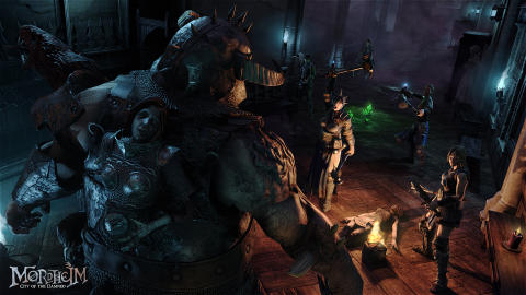 Mordheim: City of the Damned Releases Console Launch Trailer