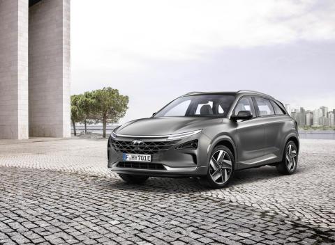 Hyundai slipper priser på NEXO