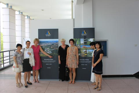 The University of Gävle inaugurates nursing education in China