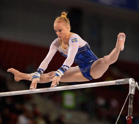 Adlerteg första reserv till EM-final i barr i Sofia 2014
