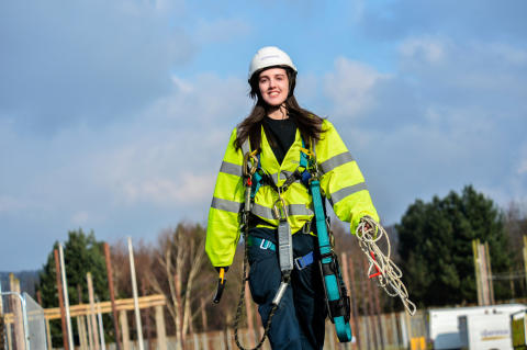 450 new trainee engineers for the South East in Openreach's biggest ever recruitment drive