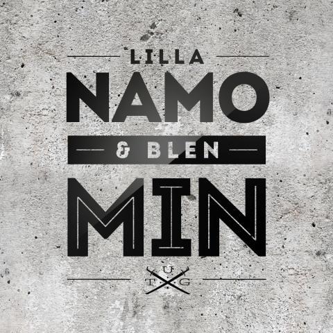 """Lilla Namo släpper nya singeln """"Min"""" med Blen"""