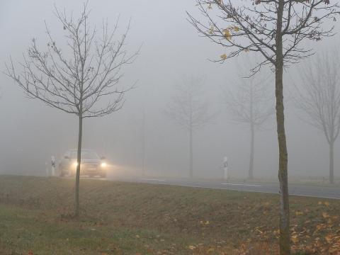 ARCD: Wann Nebelscheinwerfer und -schlussleuchten erlaubt sind