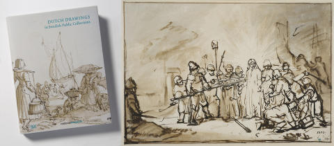 Nationalmuseum publishes a catalogue of drawings by the Dutch masters
