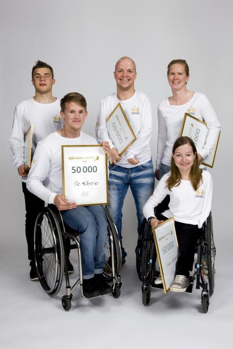 Kia Guldstipendiet 2014