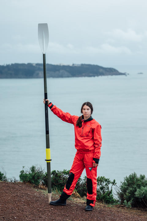 Hi-res image - Ocean Signal - Lia Ditton is attempting to become the first woman and only the third person to row solo across the North Pacific