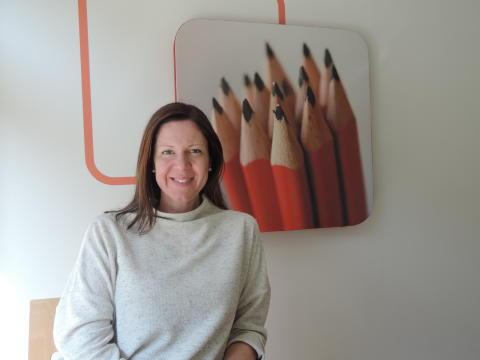 Madelene Lagerlöf, kostchef i Örebro kommun