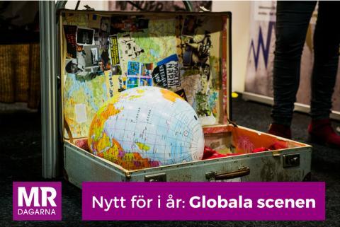 Nytt för i år: Globala scenen