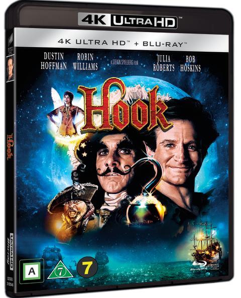 HOOK 4K Ultra HD