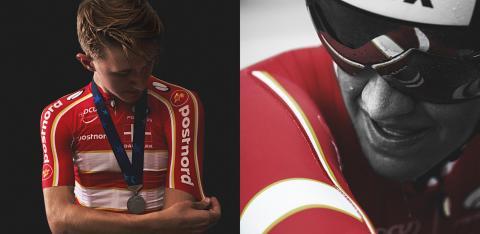 Mikkel Bjerg U23-verdensmester i enkeltstart