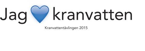 Logga kranvattentävlingen 2015 eps