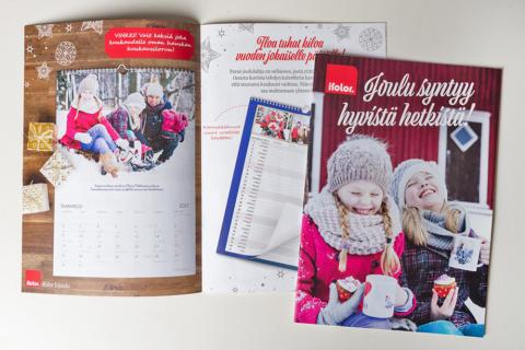 Ifolorin joululehti 2016