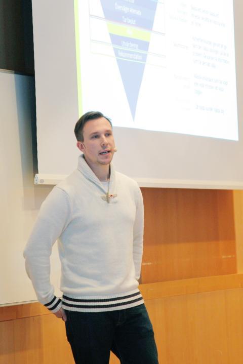 Media är välkommen till: Digitalakademin i Gävle