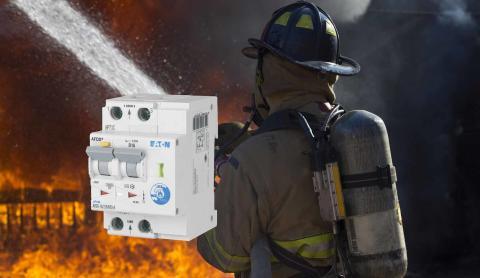 Eatonin valokaarisuojalaite parantaa sähköverkon paloturvallisuutta