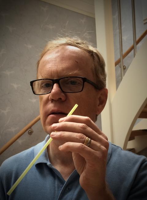 Christer Janson, Professor och överläkare, allergi och lungkliniken.