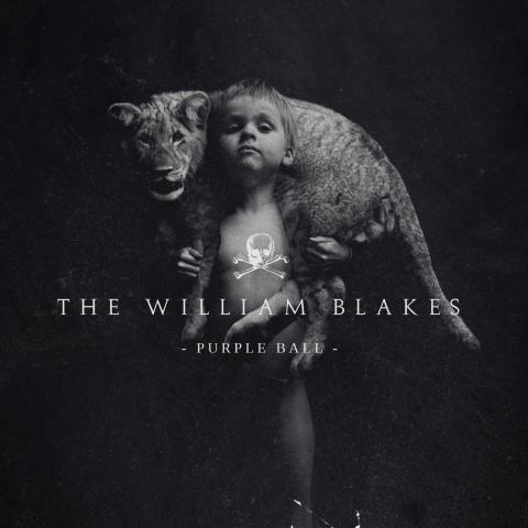 "The William Blakes ""Purple Ball"" udkommer 6. oktober."