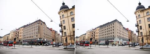 Från hotell till hyreslägenheter – mitt i stan