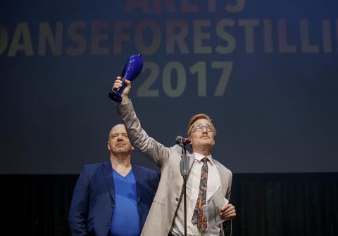 Årets Danseforestilling 2017