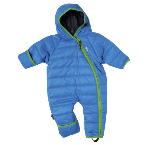 FROST Lightweight baby jumpsuit