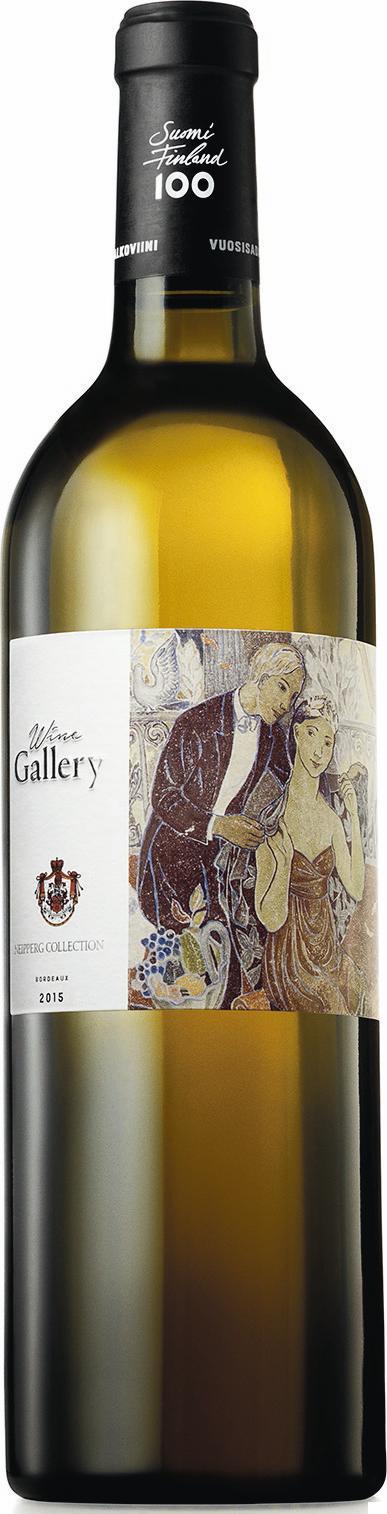 Wine Gallery Suomi Finland 100 Bordeaux Blanc