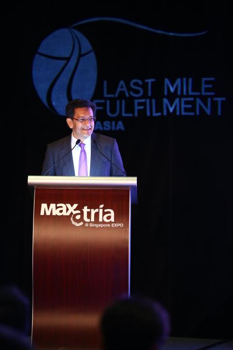 Last Mile Fulfilment Asia (LMFAsia) - Opening Ceremony