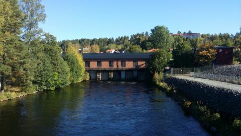 Bengtsfors Vattenkraftstation