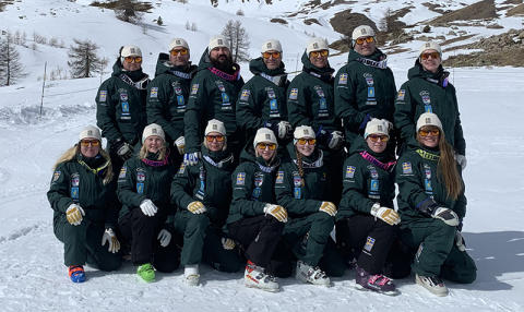 Flera svenska medaljchanser på VM i speedski