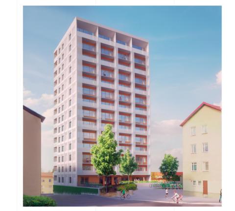 Riksbyggen planerar för 82 hyresrätter i Högdalen