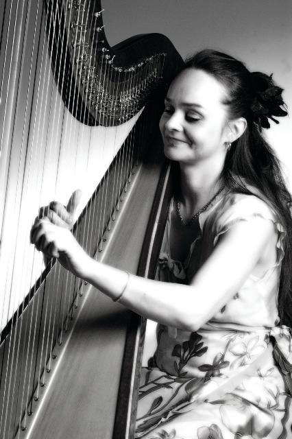 Harpe-Diem presenterar Händels harpakonsert under Kulturnatta i Nordstan