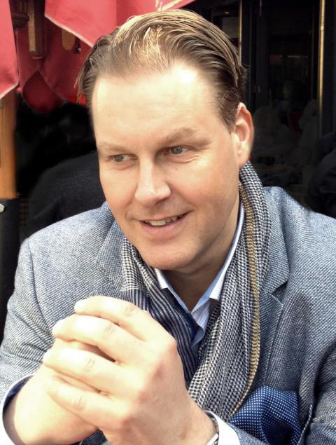 Mats-Erik Lidström blir ny Hotelldirektör för Clarion Hotel Sign